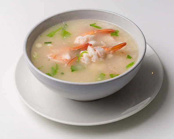 i-Rovers Sports Bar Boiled Rice Soup