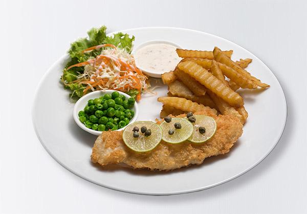 i-Rovers Sports Bar Fish Chips