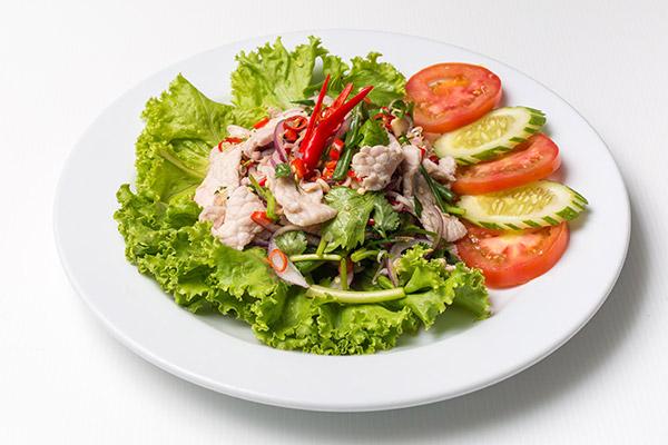 i-Rovers Sport Bar Spciy Salad Pork